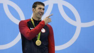 ¡Michael Phelps conquista su 2O medalla de oro!