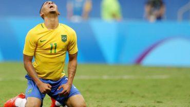Brasil no sale de la sequía en los Olímpicos de Río