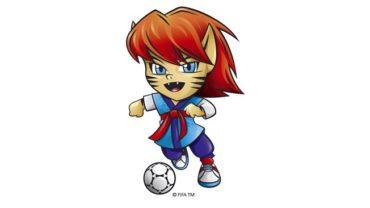 Presentada la mascota de la Copa Mundial Sub-20 de la FIFA