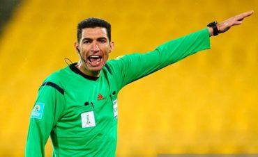 Partido entre Honduras-Corea del Sur será pitado por un arbitro Egipcio