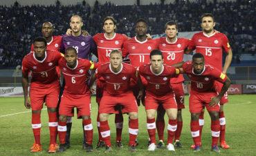 Con los fantasmas del pasado, llega mañana a Honduras la Selección de Canadá