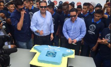 """Pedro Atala: """"Como regalo del 88 Aniversario, queremos la Copa 14"""""""