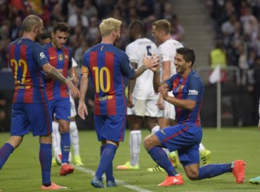 Barcelona golea al Leicester City por la International Champions Cup