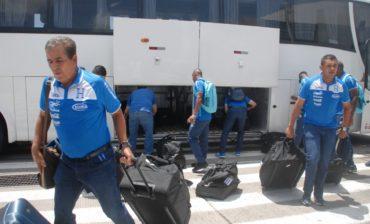 """Jorge Luis Pinto: """"Voy a pelear los primeros lugares y soñar con una medalla"""""""
