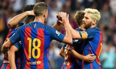 Barcelona ganó el trofeo Joan Gamper al Sampdoria