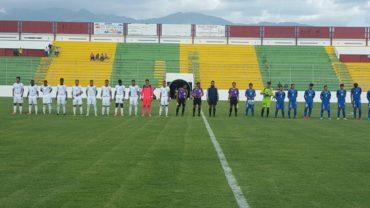 Sub-17 de Honduras empato ante El Salvador en amistoso en Comayagua