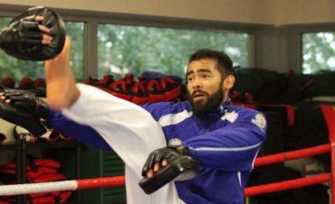 Miguel Ferrera listo para enfrentar al número uno del taekwondo