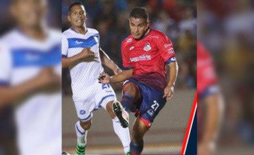 El delenatero, Roger Rojas sigue sin anotar gol en México