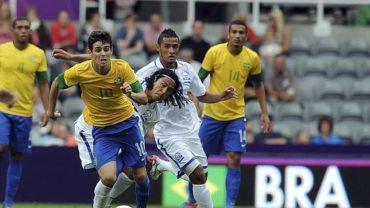 Hace cuatro año en Londres  2012, Brasil eliminó a Honduras