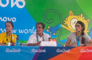 """Jorge Luis Pinto: """"Creo mucho en mis jugadores que van a dar todo en estos Olímpicos"""""""