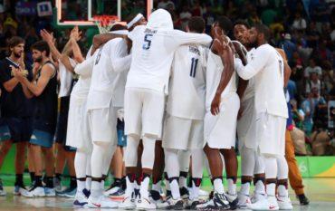 El Dream Team de Estados Unidos a semifinales en los Olímpicos