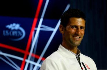 Inicia el US Open con Nole y Murray en la cima