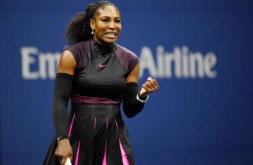 Serena Williams debuta con fácil victoria en US Open