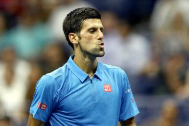 Djokovic necesitó cuatro sets para ganar en su debut en US Open