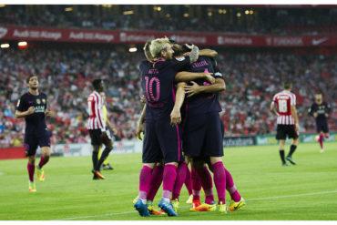 Con gol de Rakitic, Barcelona vence a Athletic