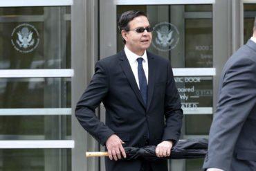 Posponen para Enero la sentencia de Rafael Callejas