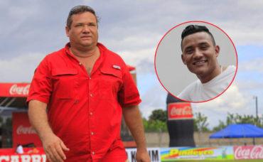 Ricardo Elencoff desmiente el interés sobre los servicios de Luis Garrido