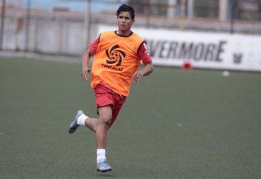 "Gerson Rodas: ""Quiero que sepan que acá en Olimpia no le tenemos miedo a Motagua"""