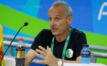 """Técnico de Argelia: """"Honduras se merece todo nuestro respeto"""""""