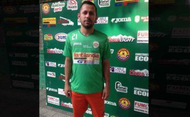 Alfredo Mejía fue contratado por el Marathón de San Pedro Sula