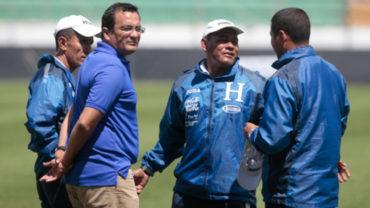 José Valladares, convocó a 26 jugadores para la Bicolor Sub-17