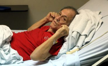 Debido a problemas respiratorios, Hospitalizan al técnico Chelato Uclés