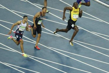 Usain Bolt avanzó a la final de los 200 metros en Río 2016