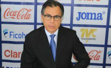 """José Mejía: """"Esperamos que la FIFA le rebaje el castigo al Profe Pinto"""""""