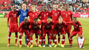 Canadá, dio a conocer convocados para enfrentar a Honduras