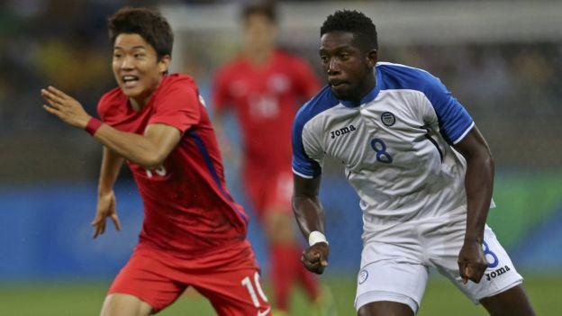 Minuto a minuto: Honduras vrs Corea en Olimpiadas de Rio 2016