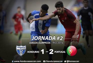 """Minuto a minuto: La """"H"""" Sub-23 cae ante Portugal, pero sigue con vida"""