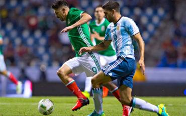 Asaltan a la selección argentina olímpica en México
