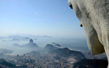 La antorcha Olímpica por fin llega a Río de Janeiro