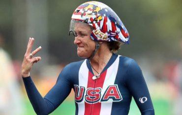 Ciclista estadounidense hace historia en Rio 2016
