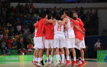 España barre a Francia y pasa a semifinales de baloncesto