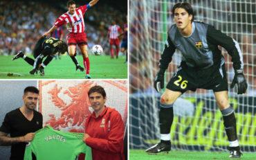 Víctor Valdés lucirá el '26' en el Middlesbrough, el dorsal de su debut con el Barcelona