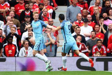 Manchester City se impuso en Old Trafford al Manchester United