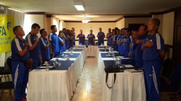 Se instaló Curso de alto nivel juvenil FIFA en Honduras