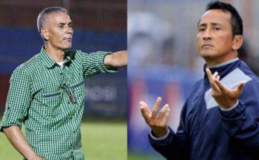 Jorge Pineda y Horacio Londoño candidatos para llegar al banquillo del Social Sol