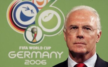 Beckenbauer cobró 5'5 millones por el Mundial 2006