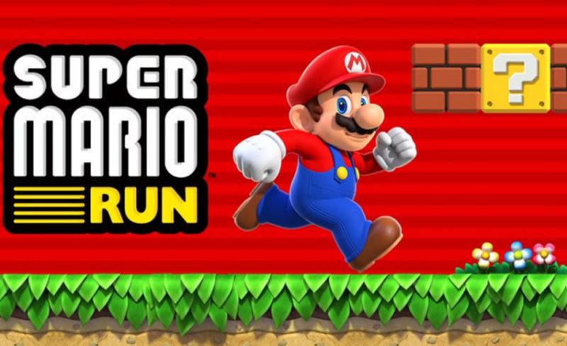 Mario Bros. llega al iPhone 7