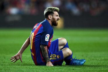 Lionel Messi sufrió rotura; estará tres semanas fuera