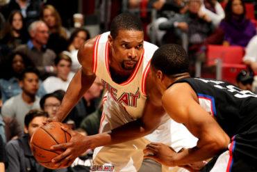 Chris Bosh no jugará con el Heat por problemas físicos