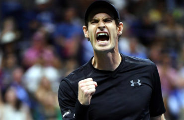Andy Murray se instala en cuartos del US Open