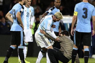 """Messi: """"Estoy feliz de regresar a la Selección"""""""