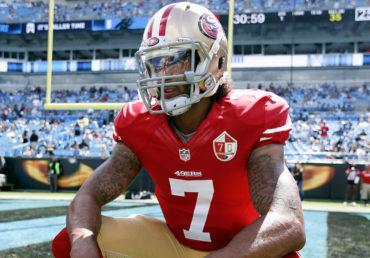 Kaepernick, el más 'odiado' de la NFL