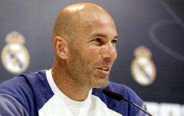 Zidane consideró absurda la sanción de FIFA al Madrid