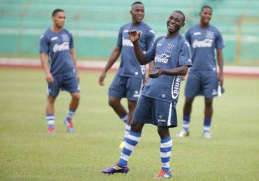 Roby Norales no esconde su deseo de volver a la Selección de Honduras