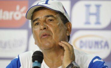 "Jorge Luis Pinto: ""Tenemos que ganarle a Canadá como de lugar"""