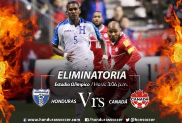 """El momento esperado llegó, La """"H"""" obligada a ganarle a Canadá"""
